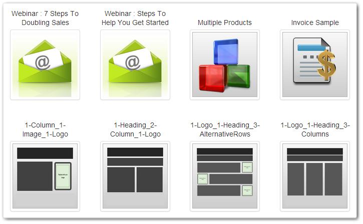 Creating email templates vtiger emailcampaignslistg maxwellsz